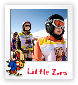 Little Zürs - Snow, Play and Ski for Kids from 2 to 5 years.